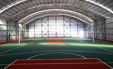 Spor Yapı Projeleri