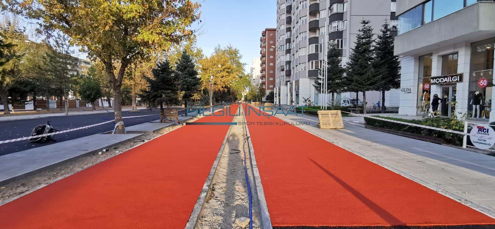 Kayseri Melikgazi Park Projesi