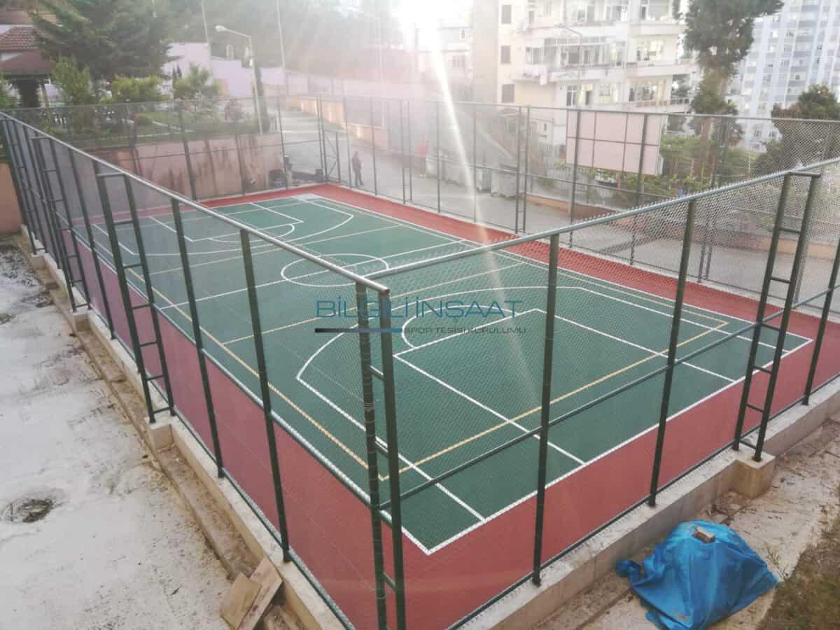 Rize Gençlik Spor İl Müdürlüğü Basketbol Ve Tenis Sahaları