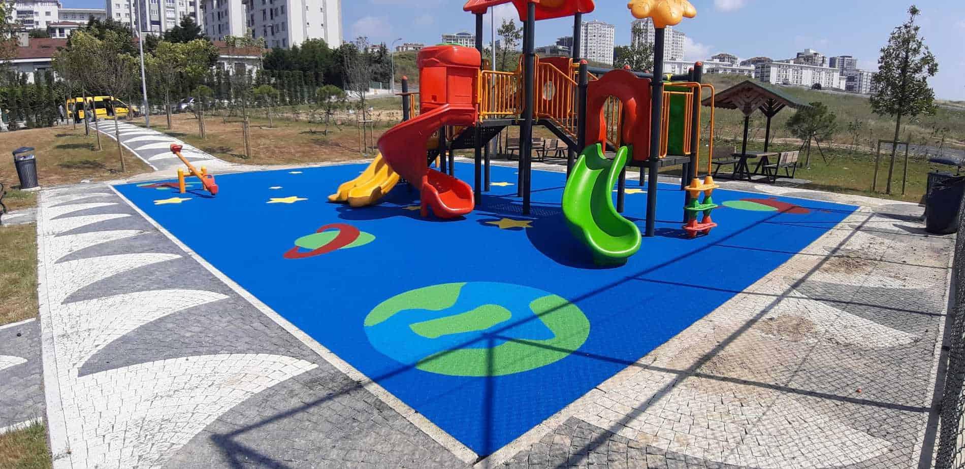 Başakşehir Belediyesi Park Bakım & Onarım İşleri
